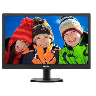 BNIB - Philips 193V5LSB2 18.5 INCH LED/LCD Monitor