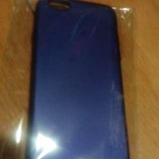全新iPhone 6/6s 手機套 case - 藍色軟套