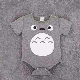 Totoro Abby Romper