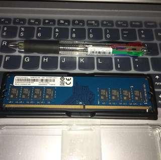 Ramaxel - 原廠DDR4 2400T 4GB ram