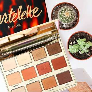 [🌟Authentic PO🌟] TARTELETTE TOASTED EYESHADOW PALETTE