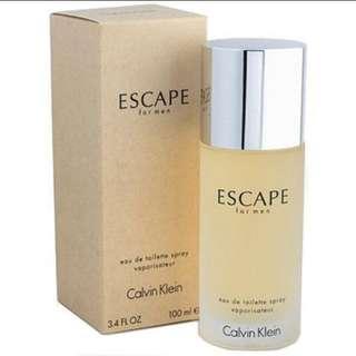 Calvin Klein Authentic Escape Fragrance for Men