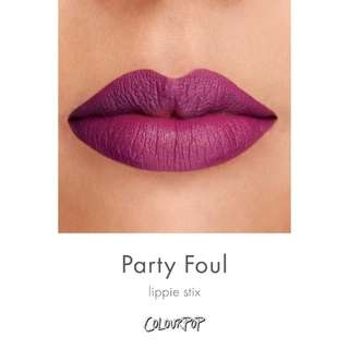 Colourpop | Party Foul Lippie Stix