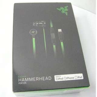 RAZER HammerHead for iOS