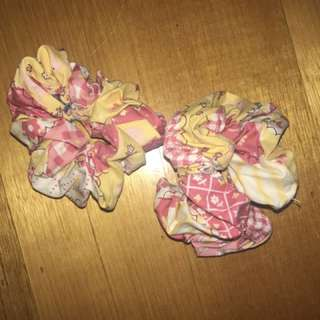 Scrunchies for sale!