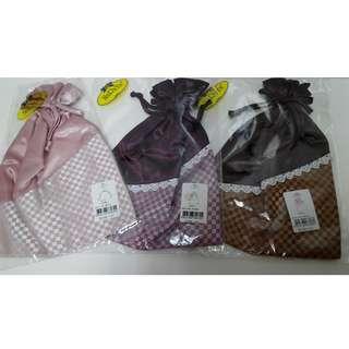 Naraya 化妝袋 索繩袋 3個 Cosmetics Bag Secret Bag