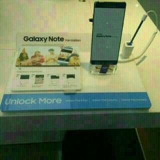 Samsung galaxy Note FE bisa cicilan tanpa kartu kredit