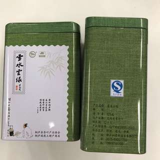 Chinese green Tea ☕️- 中國雪水雲綠茶-