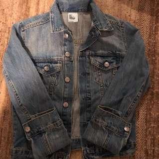H&M XS jean jacket