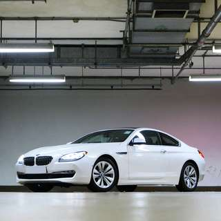 BMW 640I COUPE 2011
