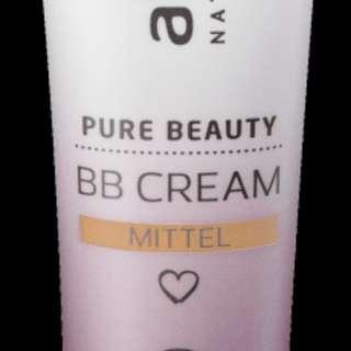 alverde NATURKOSMETIK Pure Beauty BB Cream medium, 30 ml