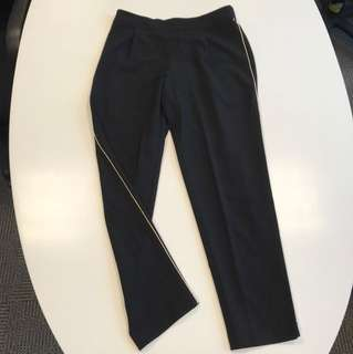Etcetera black trousers