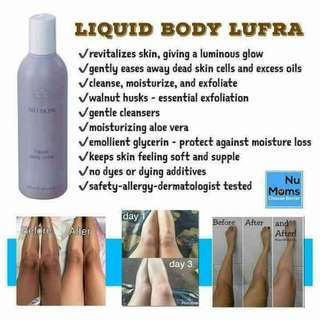 Liquid body lufra