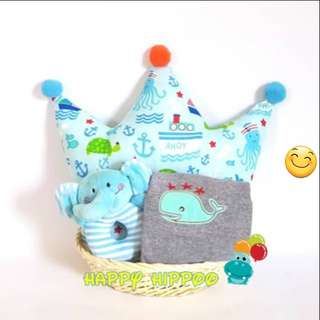 Gift set baby newborn