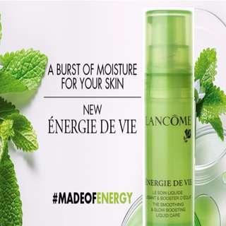 Lancome Energie De Vie 5ml (100% Authentic)