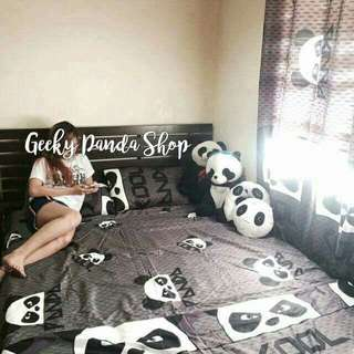 Panda Bedsheet Set