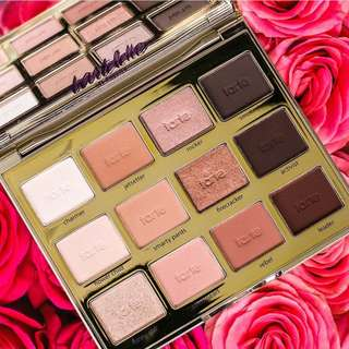 [🌟Authentic PO🌟] TARTELETTE IN BLOOM CLAY PALETTE