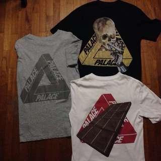 Palace t shirts