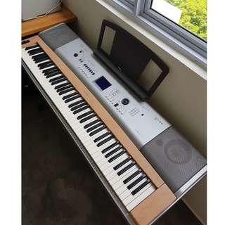 Yamaha DGX 630 88-key Keyboard *Read Update*