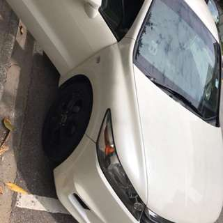 Honda Stream rental