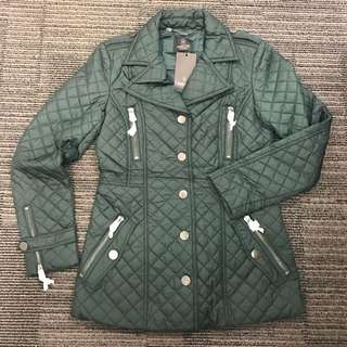 Madeleine- Germany 🇩🇪 brand - quilting jacket - Burberry style -