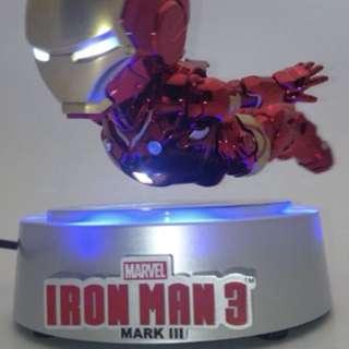 Limited Edition BeastKingdom Floating Iron Man