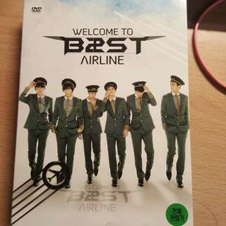 Beast b2st highlight welcome to b2st airline concert dvd