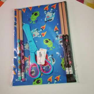 Smiggle stationary package
