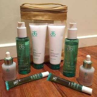 Arbonne Calm Skincare Range