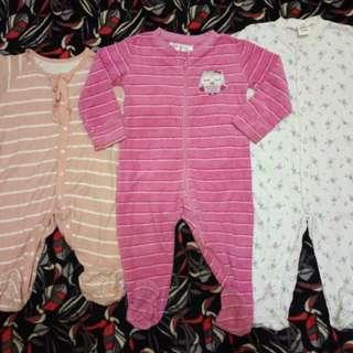 Combo sleepsuit (12-18months)