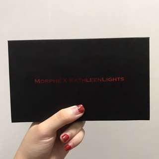 Kathleenlights x Morphe Palette