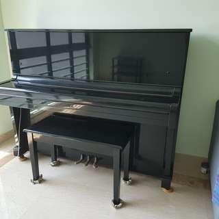 Yamaha Piano made originally in Japan