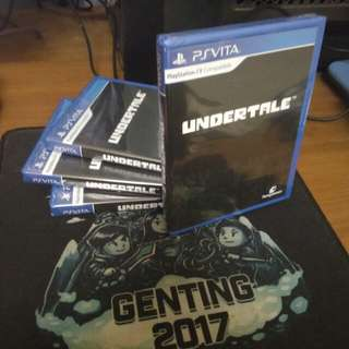 PS Vita Undertale