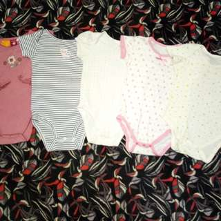Combo baby romper (9-12months)