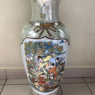 Vintage Porcelain Vase 2 fit height