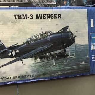 Trumpeter 1/32 TBM-3 Avenger