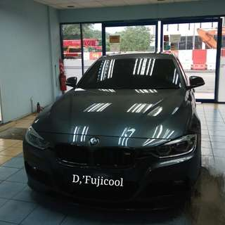 Solar Car Tinted