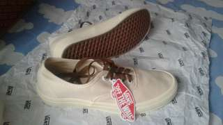 Vans authentic premium off white