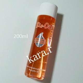 Bio Body Oil 200ml