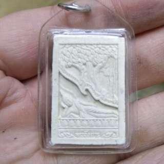 Thai amulet phra buddha