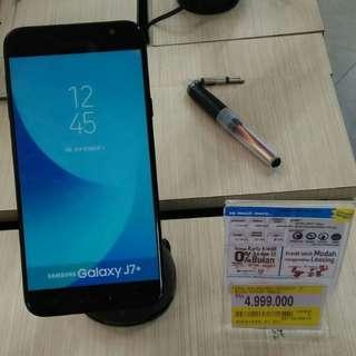 Kredit Samsung J7+ (Proses 30 Menit)