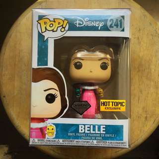 Funko Belle Diamond Series exclusive