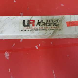 Kelisa 4point Ultra racing bar