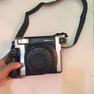 Instax Wide 300 With Case