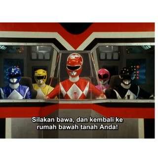 Kyouryuu Sentai Zyuranger Indo Text Episode Lengkap
