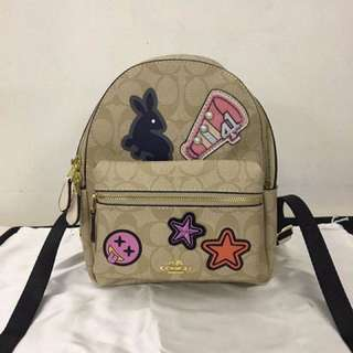 Coach Varsity backpack (Authentic)