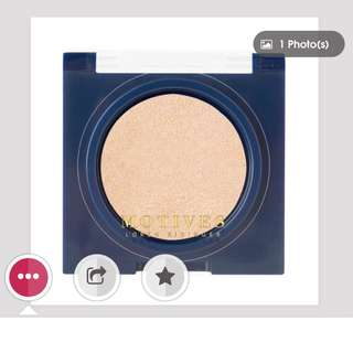 Motives® Pressed Eye Shadow - Whipped Cream (Pearl) 104MES