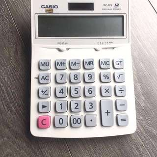 Casio 12 Digits Calculator (DZ-12S)