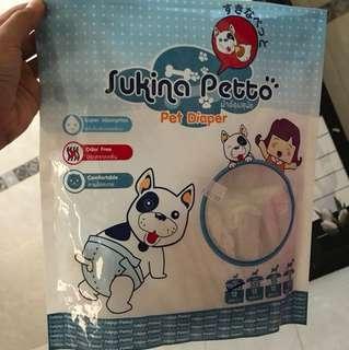 pempers untuk anak anjing
