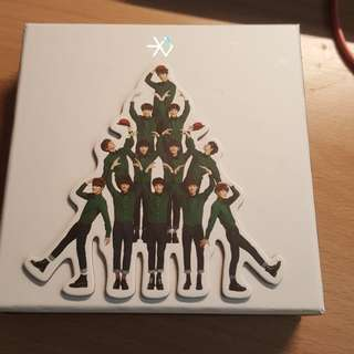 EXO Miracles in december 十二的奇蹟 (韓版淨專)